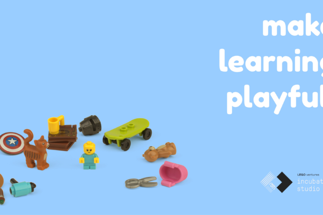 Designing for Play & Learning: A New Approach to Experience Design